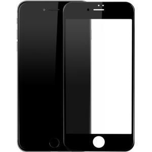 BASEUS 3D Curved Soft PET härdat fullskärmskydd för iPhone 7 Plus - Svart