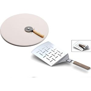Landmann Pizza Stone Set 13215
