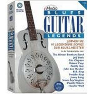eMedia Blues Guitar Legends Vol. 1