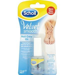 Scholl Velvet Smooth Nail Care Oil 7.5ml