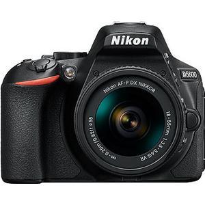 Nikon D5600 + AF-P 18-55mm VR