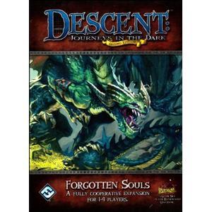 Fantasy Flight Games Descent: Journeys in the Dark: Forgotten Souls