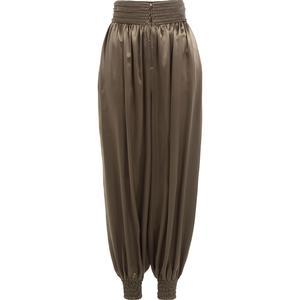 Fendi Harem-Pants aus Seide