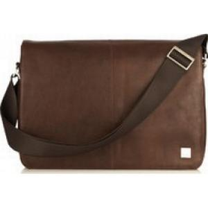 "Knomo Bungo Expandable 15.6"" - Brown"
