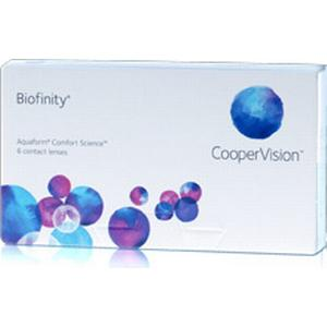 CooperVision Biofinity 6 st/box