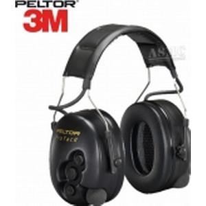 3M Peltor Gehörschutz 3M Peltor ProTac II schwarz