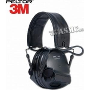 3M Peltor Gehörschutz 3M Peltor ComTac XP schwarz