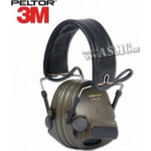 3M Peltor Gehörschutz 3M Peltor ComTac XP oliv