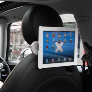 Proper X Lock Headrest Mount V.2 - Titta på iPad i baksätet, perfekt på resan!