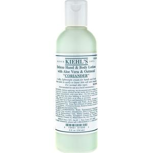 Kiehl's Deluxe Hand & Body Lotion with Aloe Vera & Oatmeal 250ml