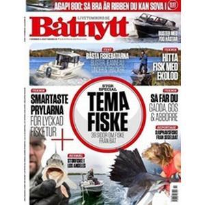 Tidningen Båtnytt 10 nummer