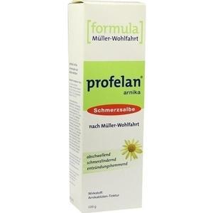 (formula) Müller-Wohlfahrt Health & Fitness AG Profelan Salbe n.Müller-Wohlfahrt 100 g
