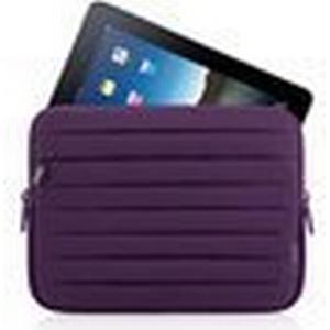 Belkin Pleat Neoprentasche fr iPad, lila fuer Apple iPad, iPad 2, iPad 3, iPad 4