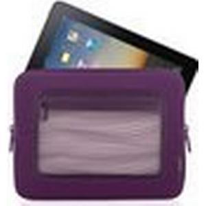 Belkin Vue Neoprentasche fr iPad, lila fuer Apple iPad