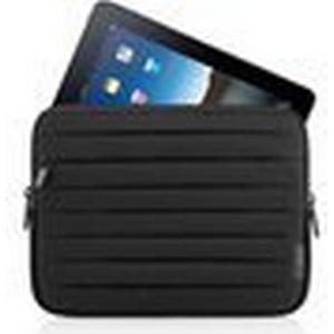 Belkin Pleat Neoprentasche fr iPad, schwarz fuer Apple iPad, iPad 2, iPad 3, iPad 4