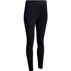 ADIDAS Leggings Fitness Damen schwarz, Größe: S