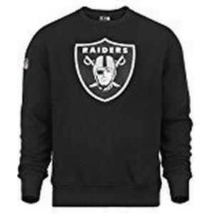 New Era Oakland Raiders Crew Neck Sweatshirt