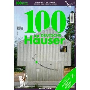 100 Medien GmbH 100 deutsche Häuser 2016/17