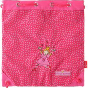 sigikid Mädchen Turnbeutel rosa mit Pinky Queeny