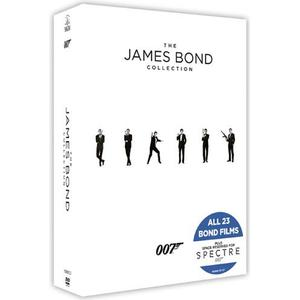 James Bond collection (23DVD) (DVD 2015)