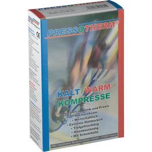 ABC Apotheken-Bedarfs-Contor GmbH Pressotherm® Kalt-Warm-Kompresse 12 x 29 cm