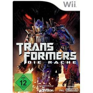 Activision Blizzard Transformers 2. Nintendo Wii