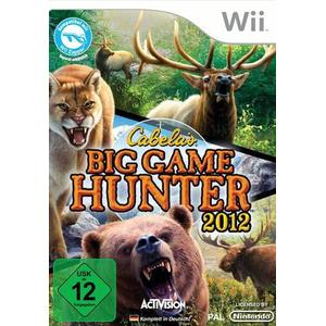 Activision Blizzard Cabela´s Big Game Hunter 2012