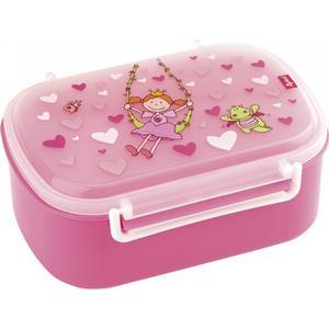 sigikid Brotzeitbox für Mädchen in rosa mit Pinky Queeny