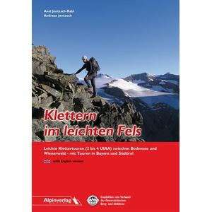 Alpinverlag Jentzsch-Rabl Klettern im leichten Fels
