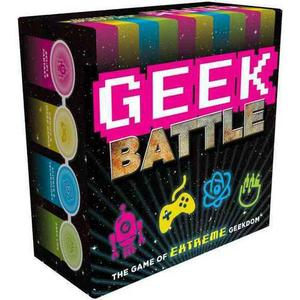 Abrams & Chronicle Books Geek Battle Game