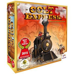 Asmodee Colt Express - Spiel des Jahres 2015