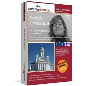 Gollub, Udo Verlag Sprachenlernen24.de Finnisch-Komplettpaket (Sprachkurs)