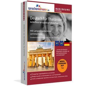 Gollub, Udo Verlag Sprachenlernen24.de Deutsch für Thailänder Basis PC CD-ROM