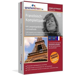 Gollub, Udo Verlag Sprachenlernen24.de Französisch-Komplettpaket (Sprachkurs)
