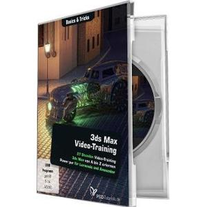4eck Media GmbH 3ds Max Video-Training - Basics & Tricks