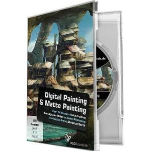 4eck Media GmbH Digital Painting & Matte Painting-Video-Training