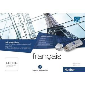 Digital Publishing Interaktive Sprachreise: USB-Sprachkurs Francais