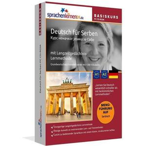 Gollub, Udo Verlag Sprachenlernen24.de Deutsch für Serben Basis PC CD-ROM