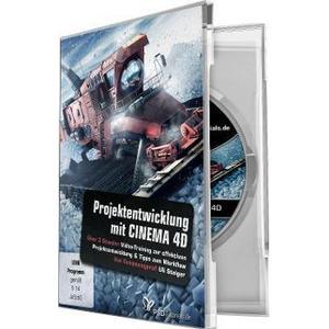 4eck Media GmbH Projektentwicklung mit CINEMA 4D