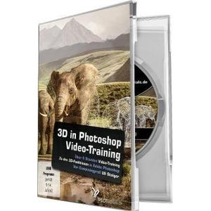 4eck Media GmbH 3D in Photoshop-Video-Training