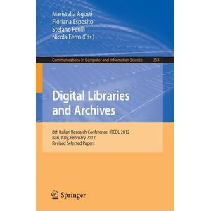 Springer Digital Libraries and Archives