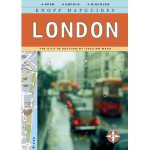 Alfred A Knopf Knopf Mapguide London