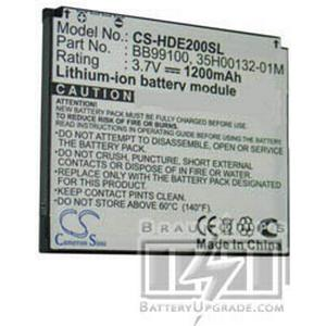 SoftBank X06HT II batteri (1200 mAh)