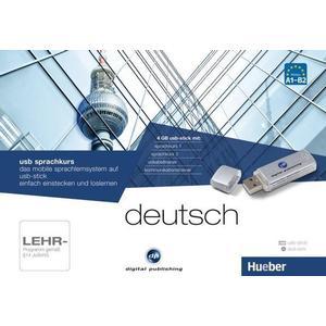 Digital Publishing Interaktive Sprachreise: USB-Sprachkurs Deutsch