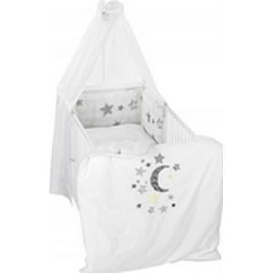 ALVI Bettset - 3 teilig - Starlight grau