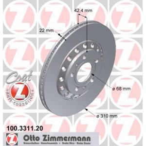 Zimmermann 100.3311.20