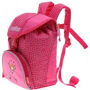 sigikid Mädchen Rucksack pink mit Pinky Queeny