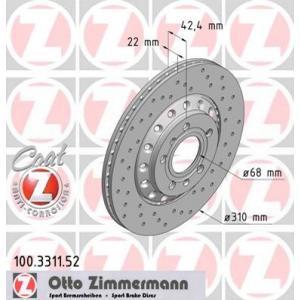 Zimmermann 100.3311.52