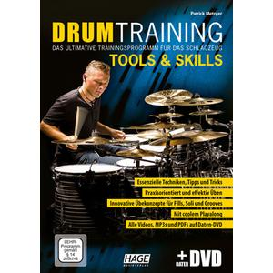 Hage Musikverlag Drum Training Tools Skills