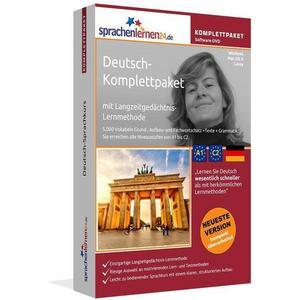 Gollub, Udo Verlag Sprachenlernen24.de Deutsch-Komplettpaket (Sprachkurs)